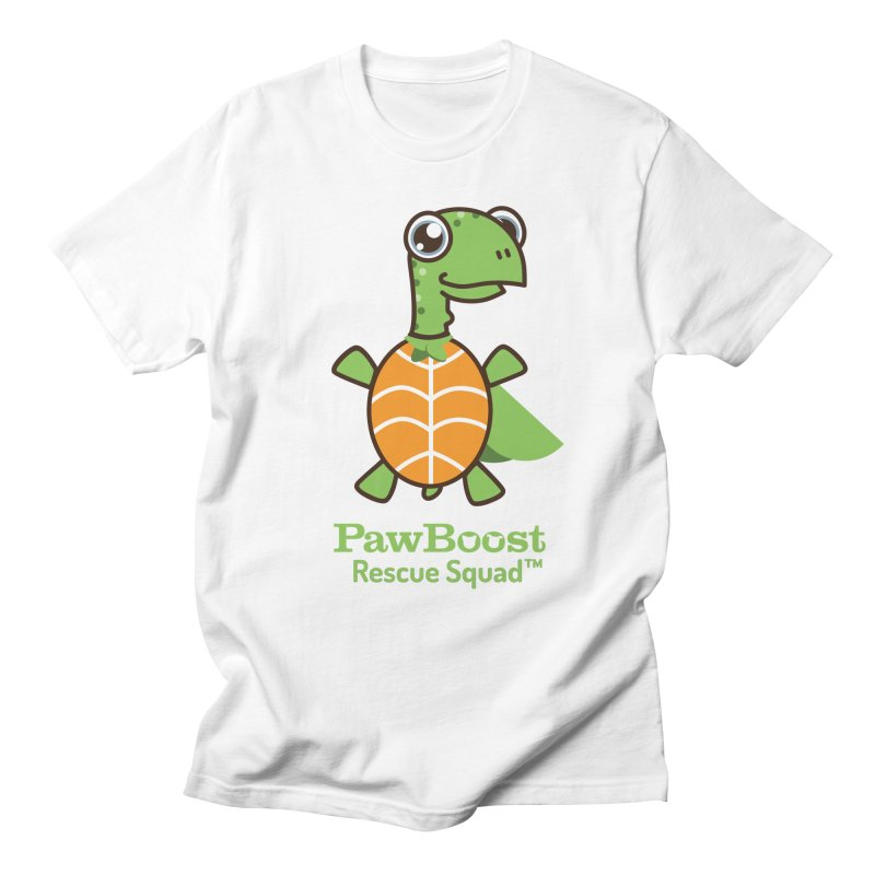 Tommy (turtle) Women's Unisex T-Shirt by PawBoost's Shop