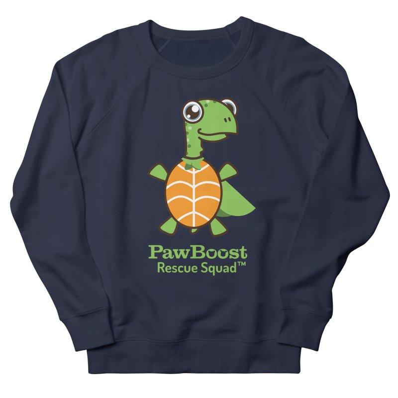 Tommy (turtle) Women's Sweatshirt by PawBoost's Shop