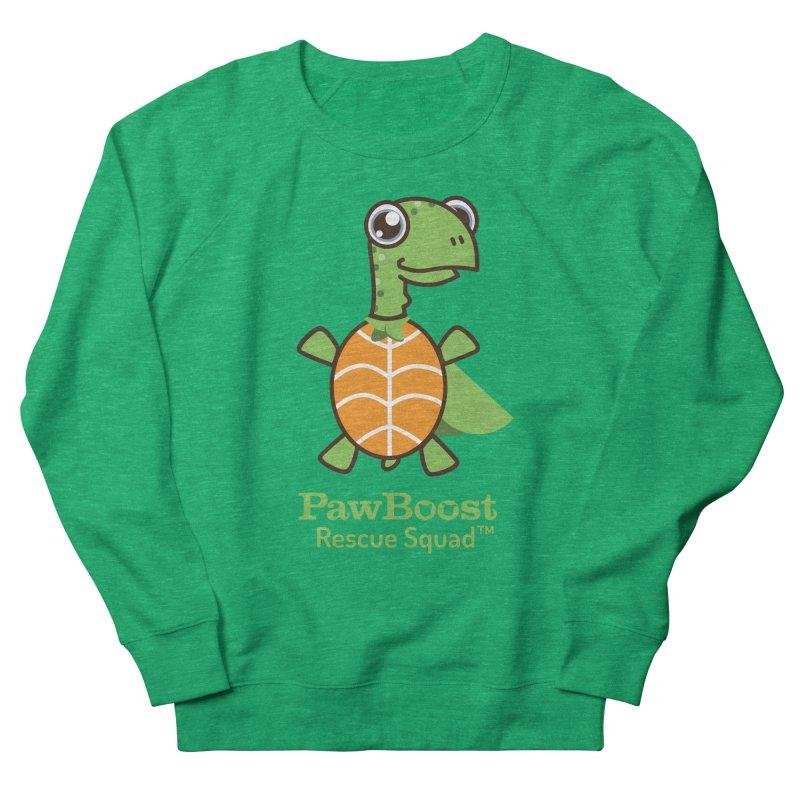 Tommy (turtle) Men's Sweatshirt by PawBoost's Shop