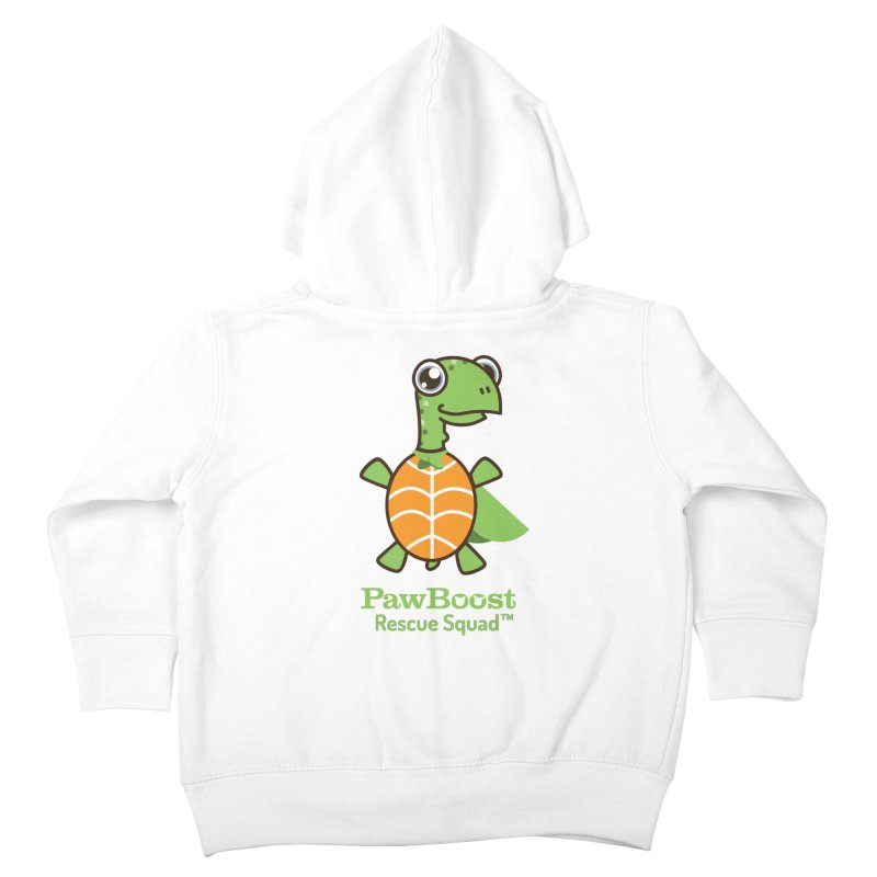 Tommy (turtle) Kids Toddler Zip-Up Hoody by PawBoost's Shop