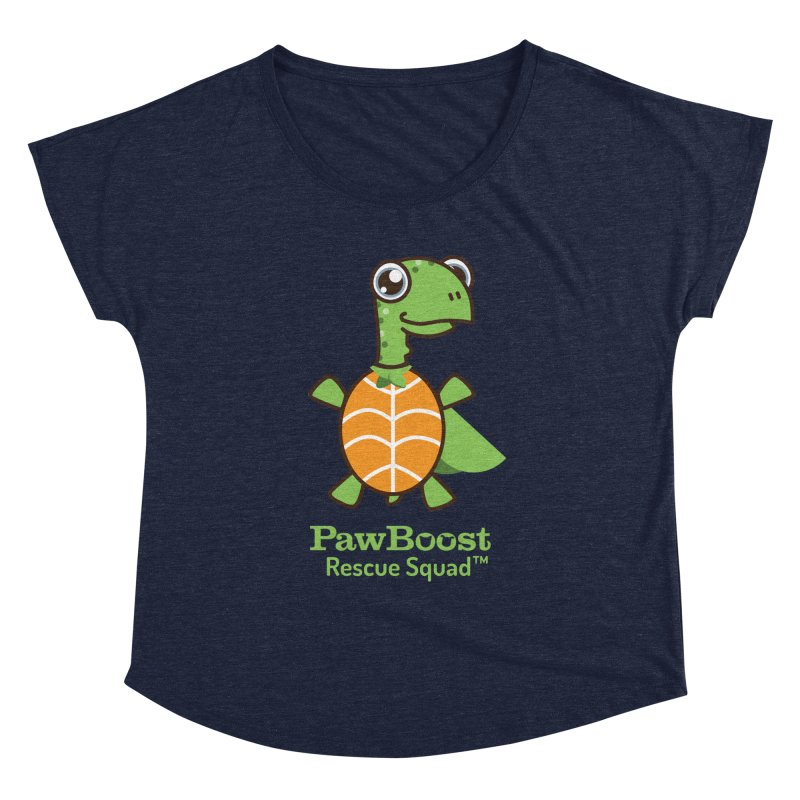 Tommy (turtle) Women's Dolman by PawBoost's Shop