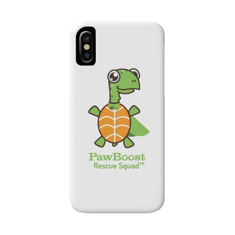 Tommy (turtle) Accessories Phone Case by PawBoost's Shop