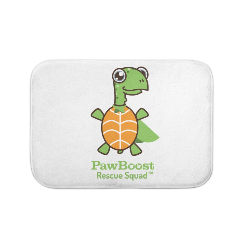Tommy (turtle) Home Bath Mat by PawBoost's Shop