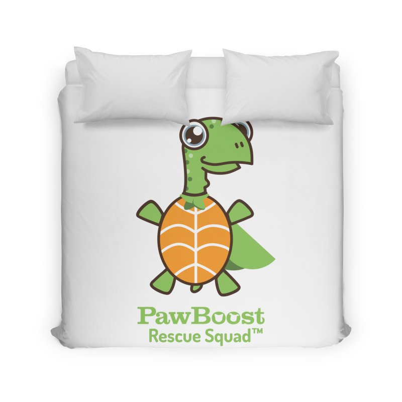 Tommy (turtle) Home Duvet by PawBoost's Shop