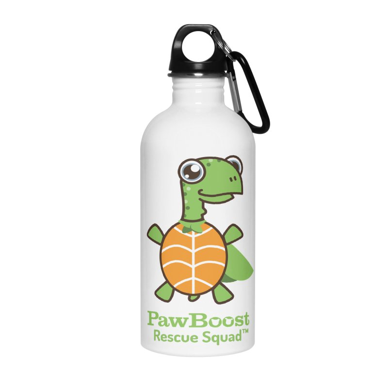 Tommy (turtle) Accessories Water Bottle by PawBoost's Shop