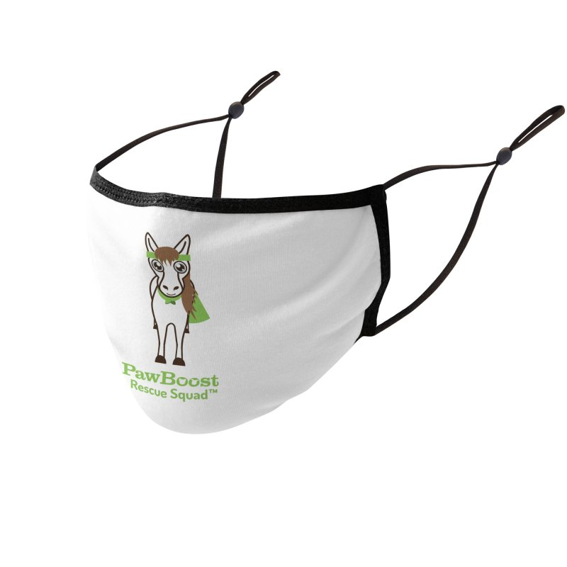 Harry (horse) Accessories Face Mask by PawBoost's Shop