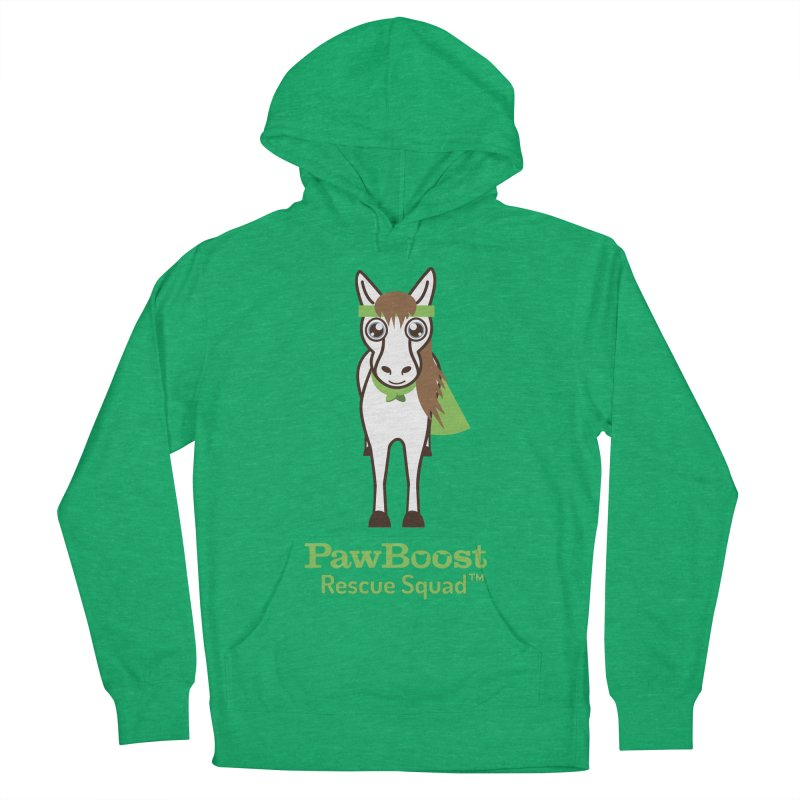 Harry (horse) Men's Pullover Hoody by PawBoost's Shop