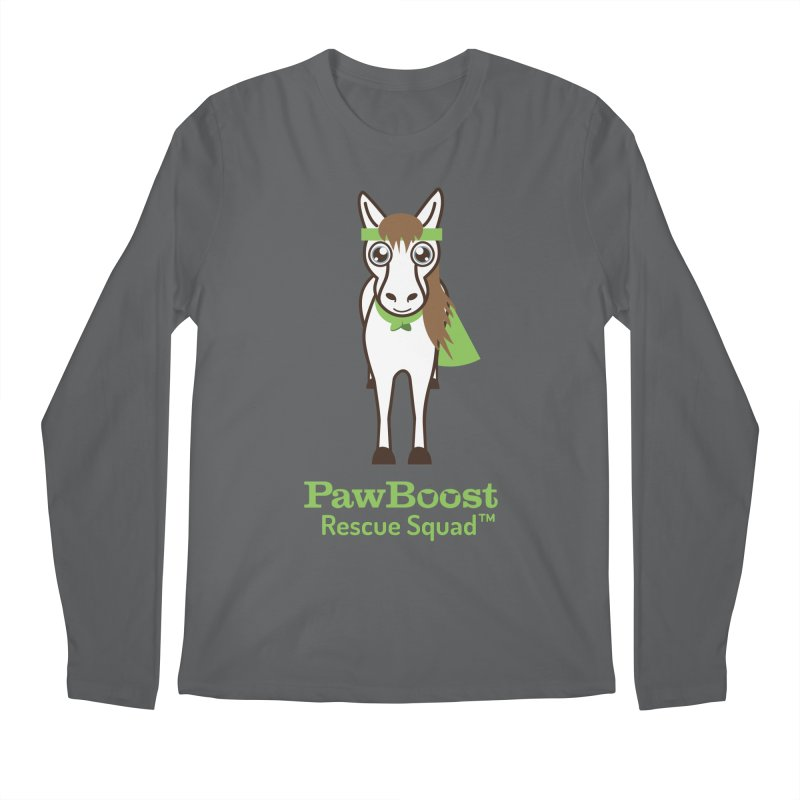 Harry (horse) Men's Regular Longsleeve T-Shirt by PawBoost's Shop