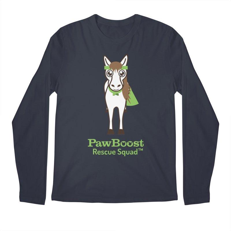Harry (horse) Men's Longsleeve T-Shirt by PawBoost's Shop
