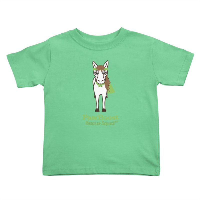 Harry (horse) Kids Toddler T-Shirt by PawBoost's Shop