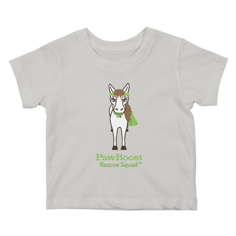 Harry (horse) Kids Baby T-Shirt by PawBoost's Shop