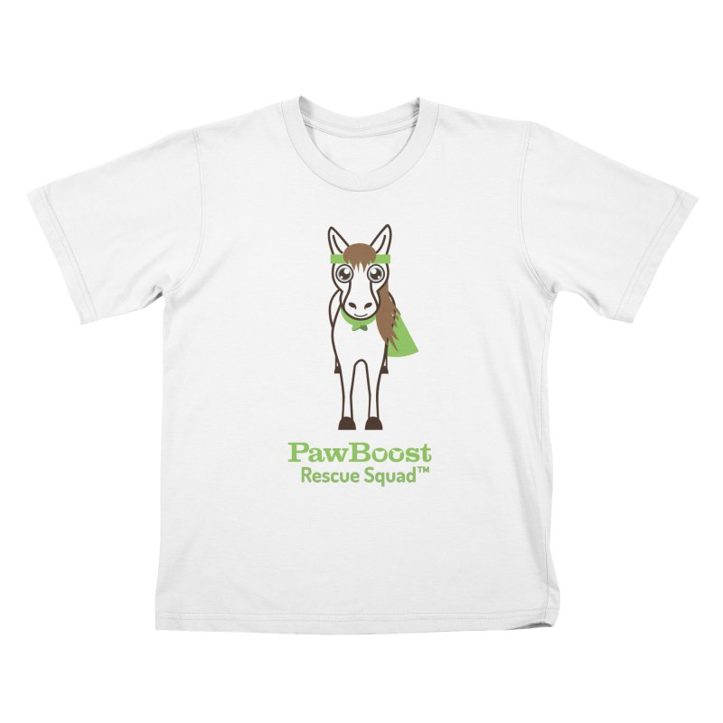 Harry (horse) Kids T-Shirt by PawBoost's Shop