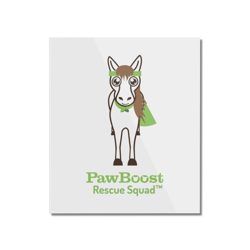 Harry (horse) Home Mounted Acrylic Print by PawBoost's Shop
