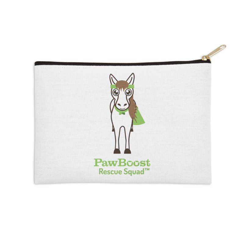 Harry (horse) Accessories Zip Pouch by PawBoost's Shop