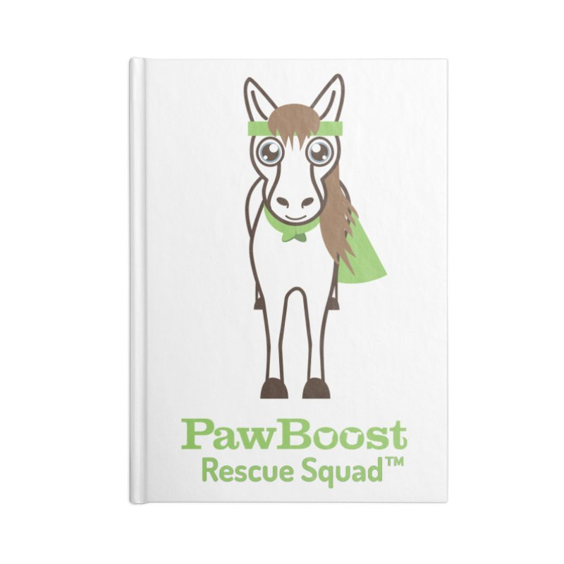 Harry (horse) Accessories Notebook by PawBoost's Shop