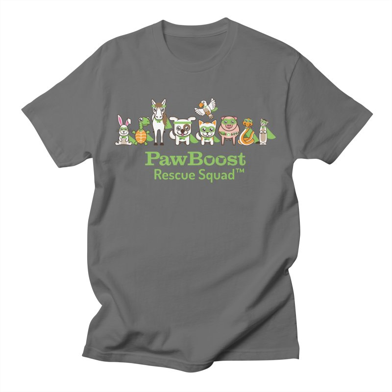 Rescue Squad (group) Men's T-Shirt by PawBoost's Shop
