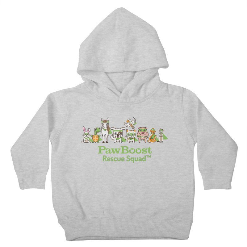 Rescue Squad (group) Kids Toddler Pullover Hoody by PawBoost's Shop