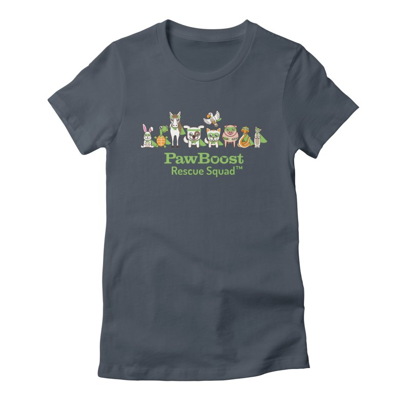 Rescue Squad (group) Women's T-Shirt by PawBoost's Shop