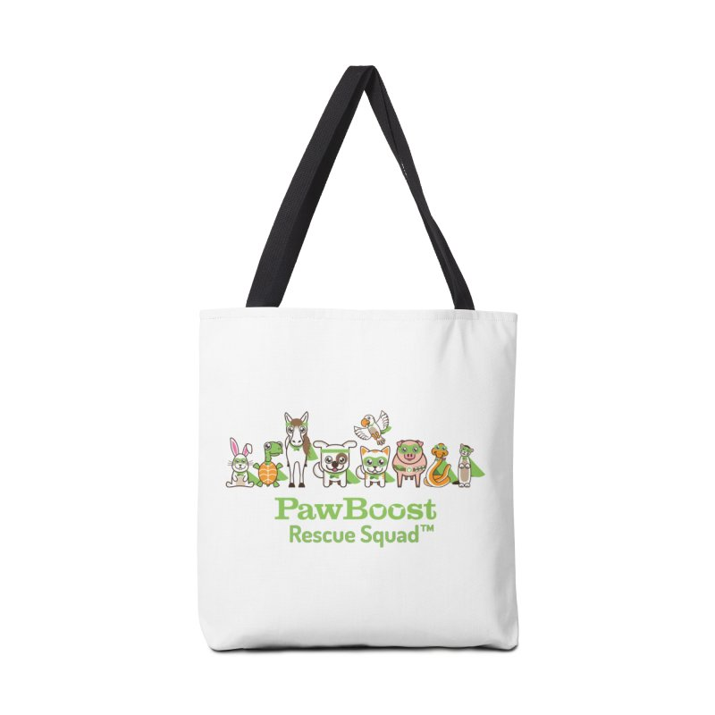 Rescue Squad (group) Accessories Bag by PawBoost's Shop