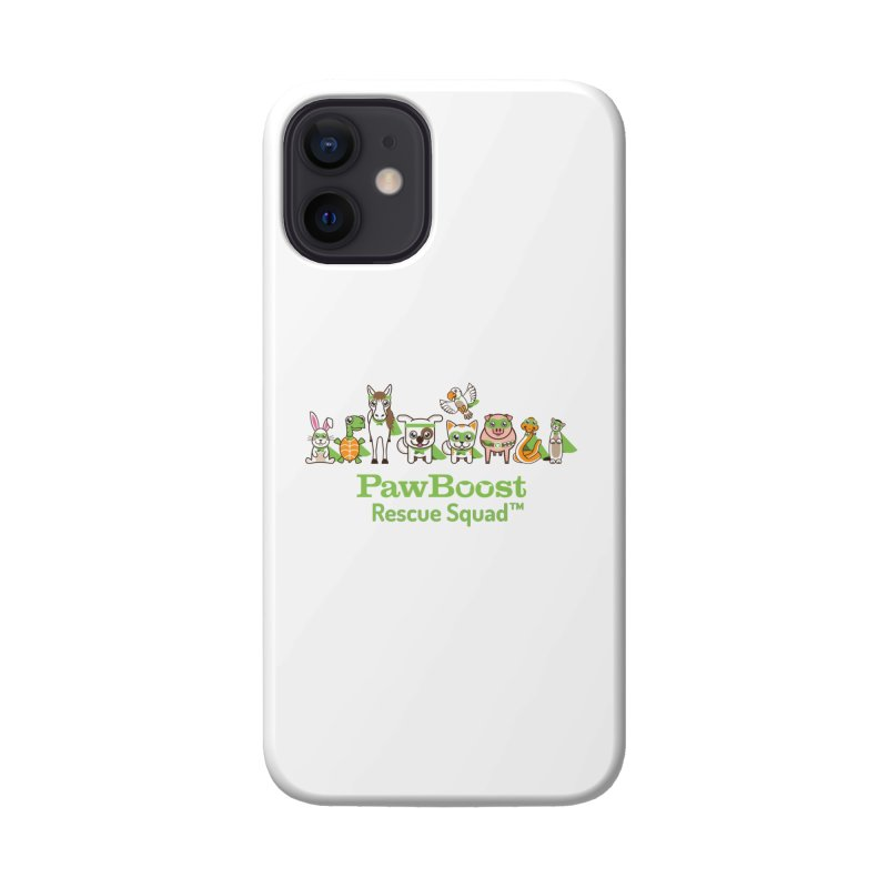 Rescue Squad (group) Accessories Phone Case by PawBoost's Shop