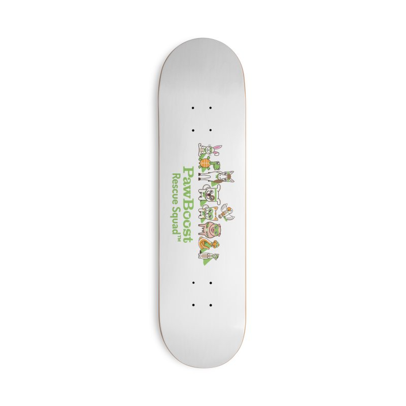 Rescue Squad (group) Accessories Skateboard by PawBoost's Shop