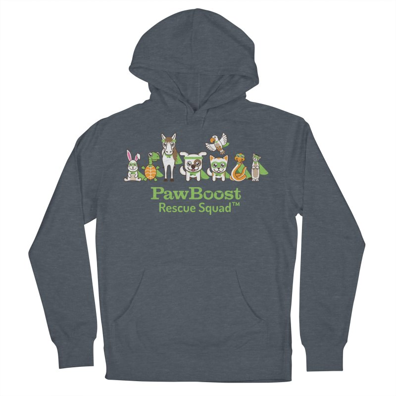 Rescue Squad (group) Women's French Terry Pullover Hoody by PawBoost's Shop