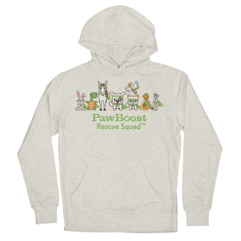 Rescue Squad (group) Women's Pullover Hoody by PawBoost's Shop