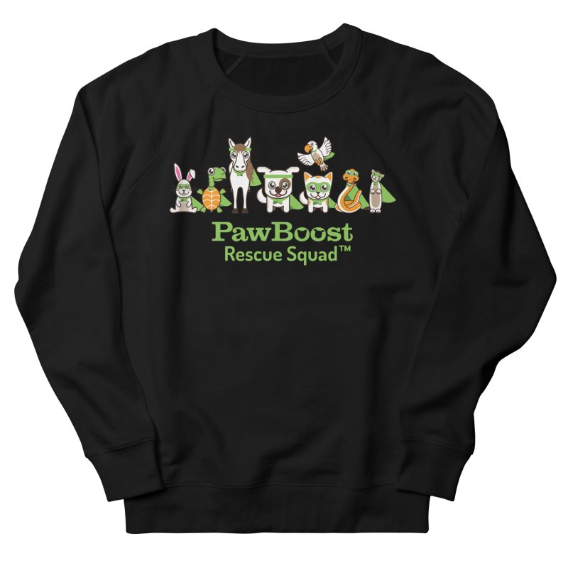 Rescue Squad (group) Women's Sweatshirt by PawBoost's Shop