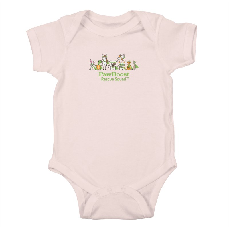 Rescue Squad (group) Kids Baby Bodysuit by PawBoost's Shop