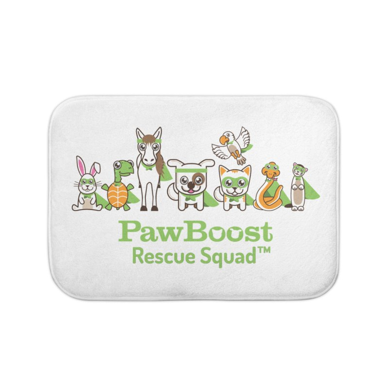 Rescue Squad (group) Home Bath Mat by PawBoost's Shop