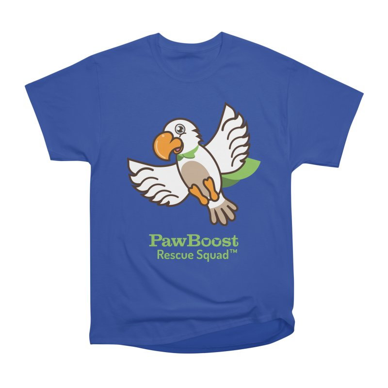 Perry (parrot) Men's Classic T-Shirt by PawBoost's Shop