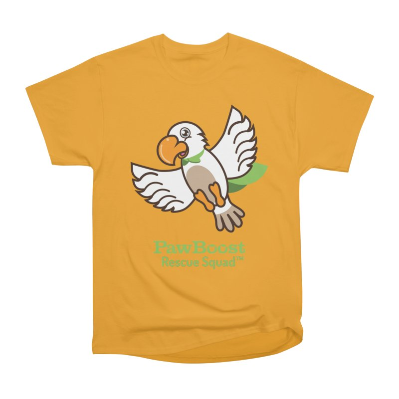 Perry (parrot) Women's Classic Unisex T-Shirt by PawBoost's Shop