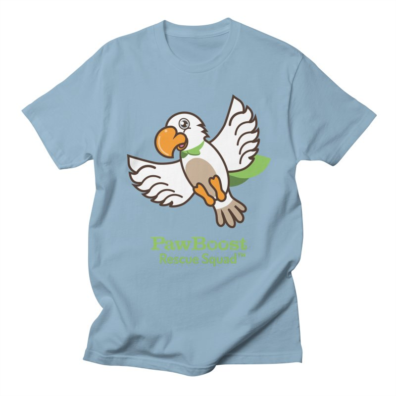 Perry (parrot) Women's Unisex T-Shirt by PawBoost's Shop