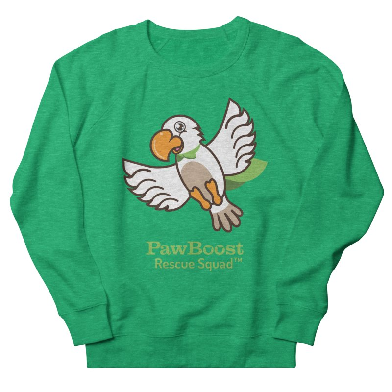 Perry (parrot) Men's Sweatshirt by PawBoost's Shop