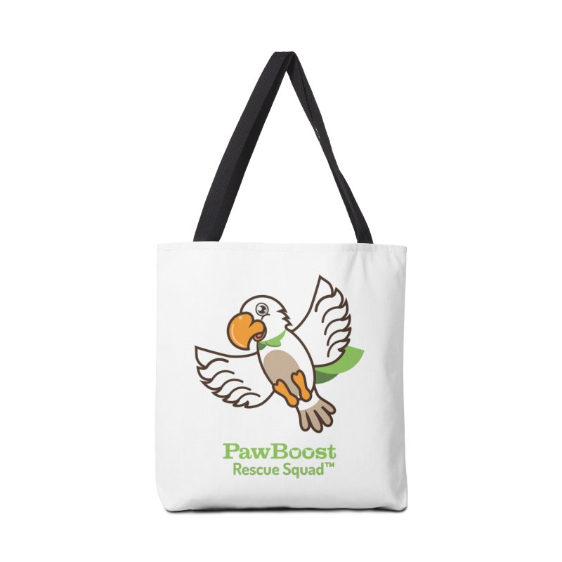 Perry (parrot) Accessories Bag by PawBoost's Shop
