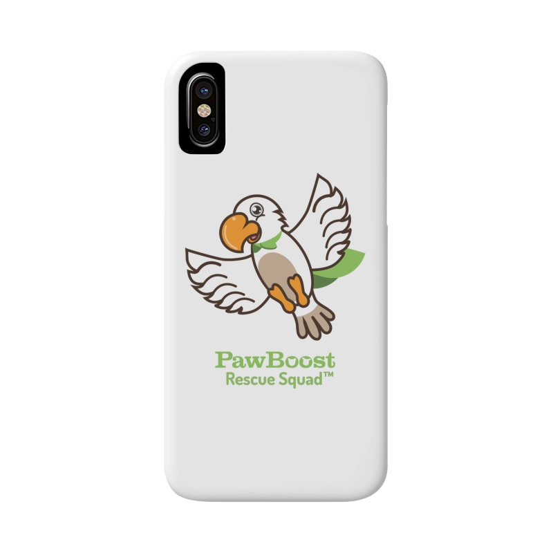 Perry (parrot) Accessories Phone Case by PawBoost's Shop