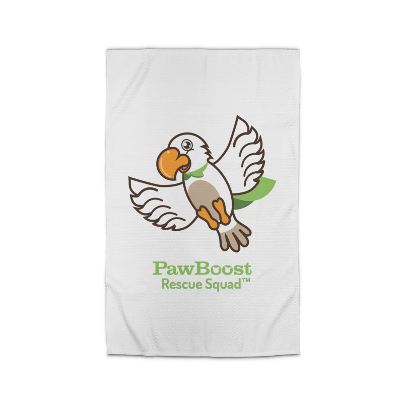 Perry (parrot) Home Rug by PawBoost's Shop