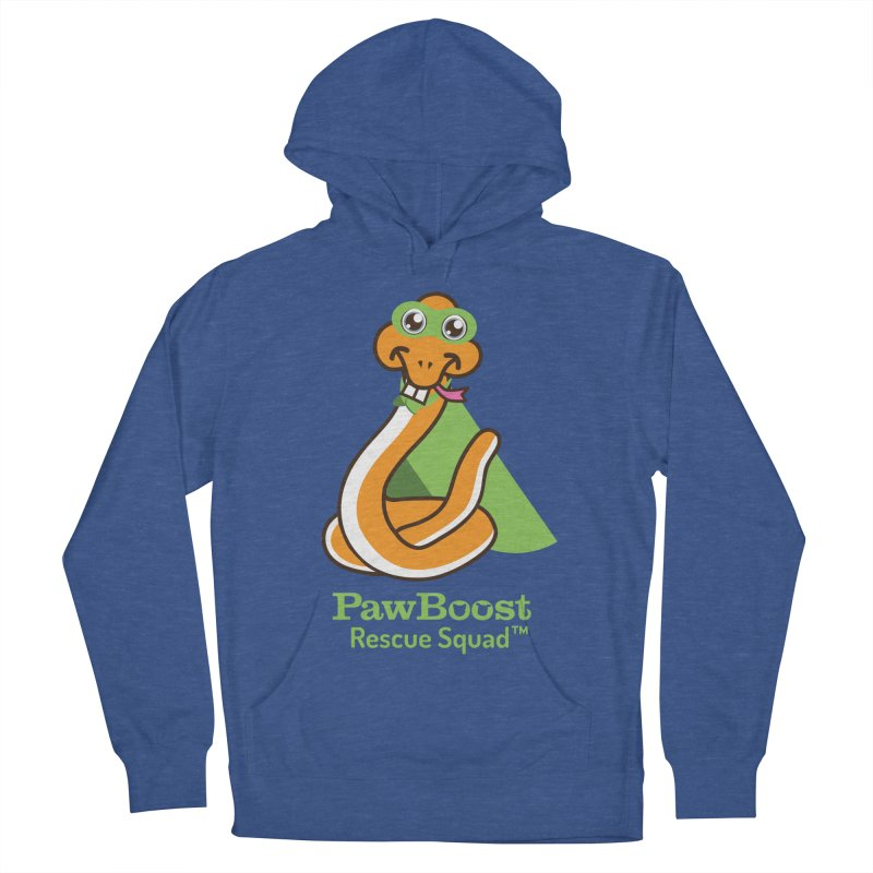 Stanley (snake) Men's Pullover Hoody by PawBoost's Shop