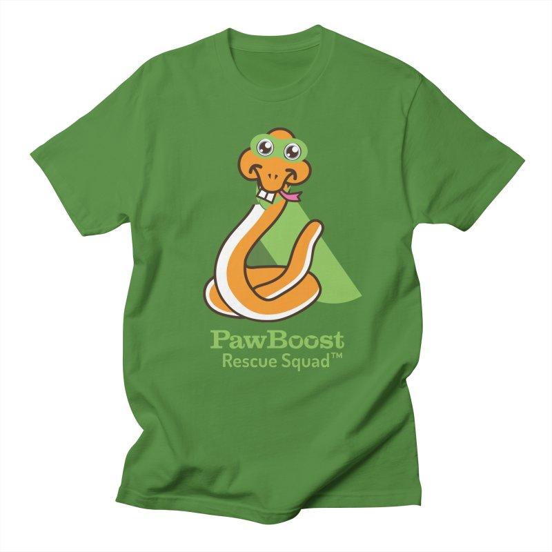 Stanley (snake) Women's Regular Unisex T-Shirt by PawBoost's Shop