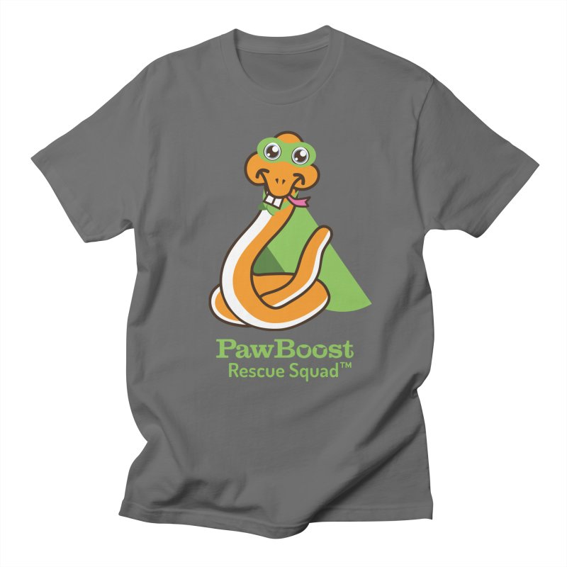 Stanley (snake) Men's Regular T-Shirt by PawBoost's Shop