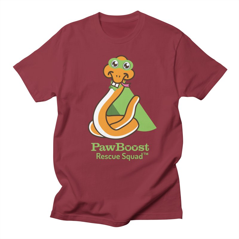 Stanley (snake) Women's Unisex T-Shirt by PawBoost's Shop