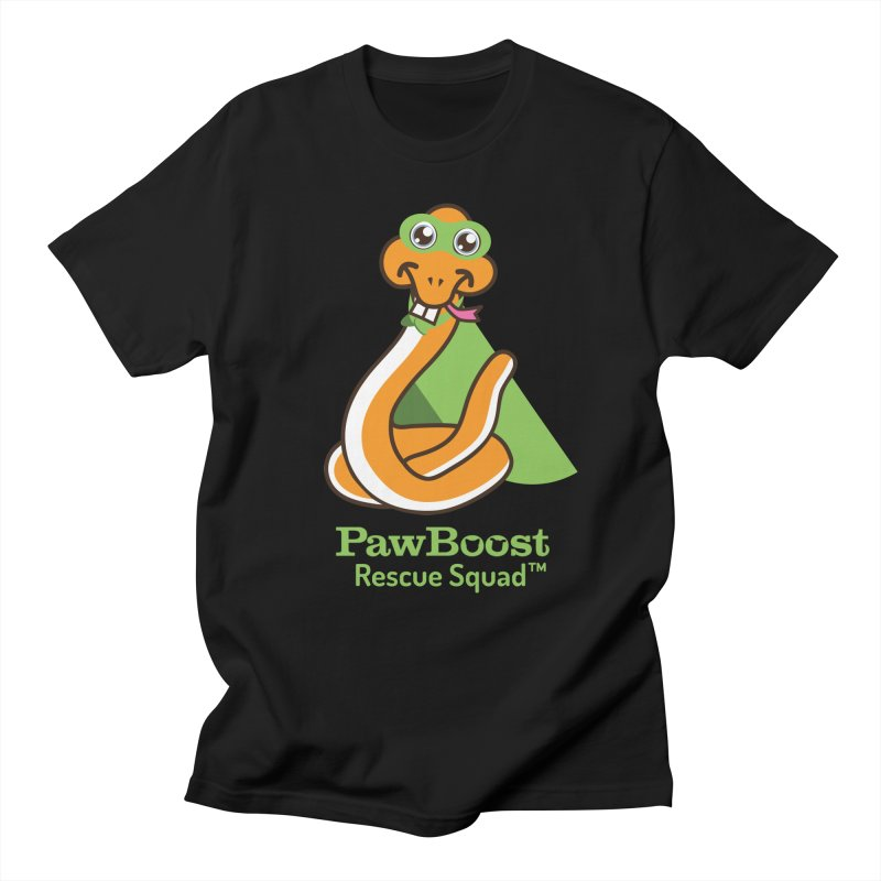 Stanley (snake) Women's Regular Unisex T-Shirt by PawBoost's Shop