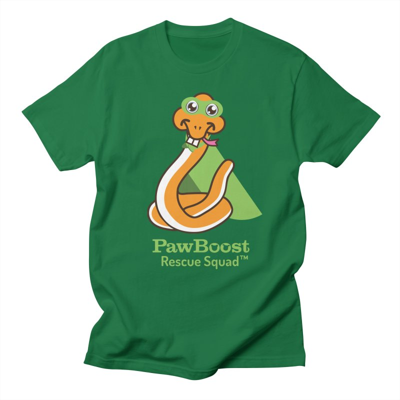 Stanley (snake) Men's T-Shirt by PawBoost's Shop