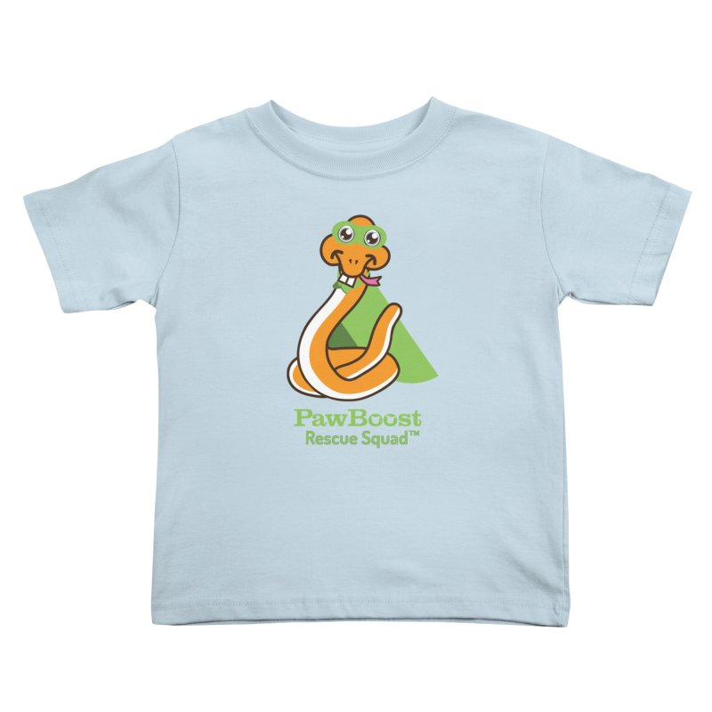 Stanley (snake) Kids Toddler T-Shirt by PawBoost's Shop