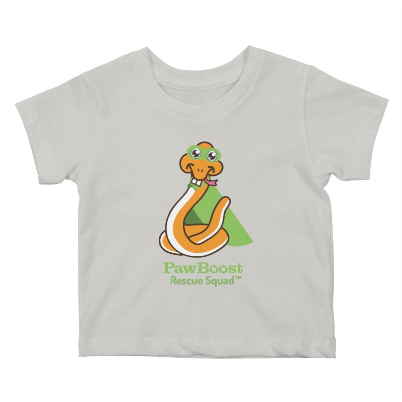 Stanley (snake) Kids Baby T-Shirt by PawBoost's Shop