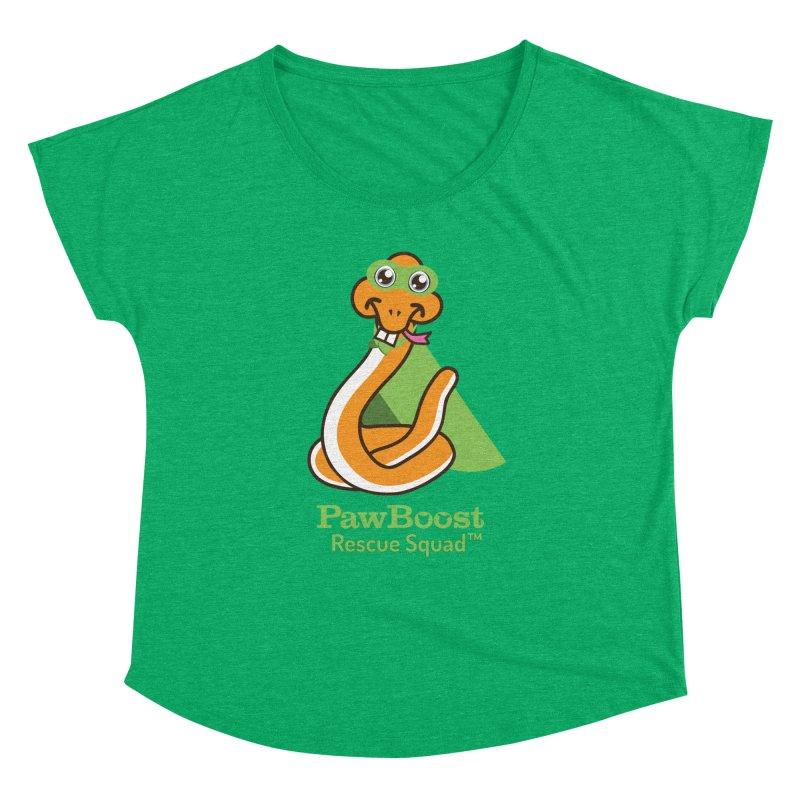 Stanley (snake) Women's Dolman by PawBoost's Shop