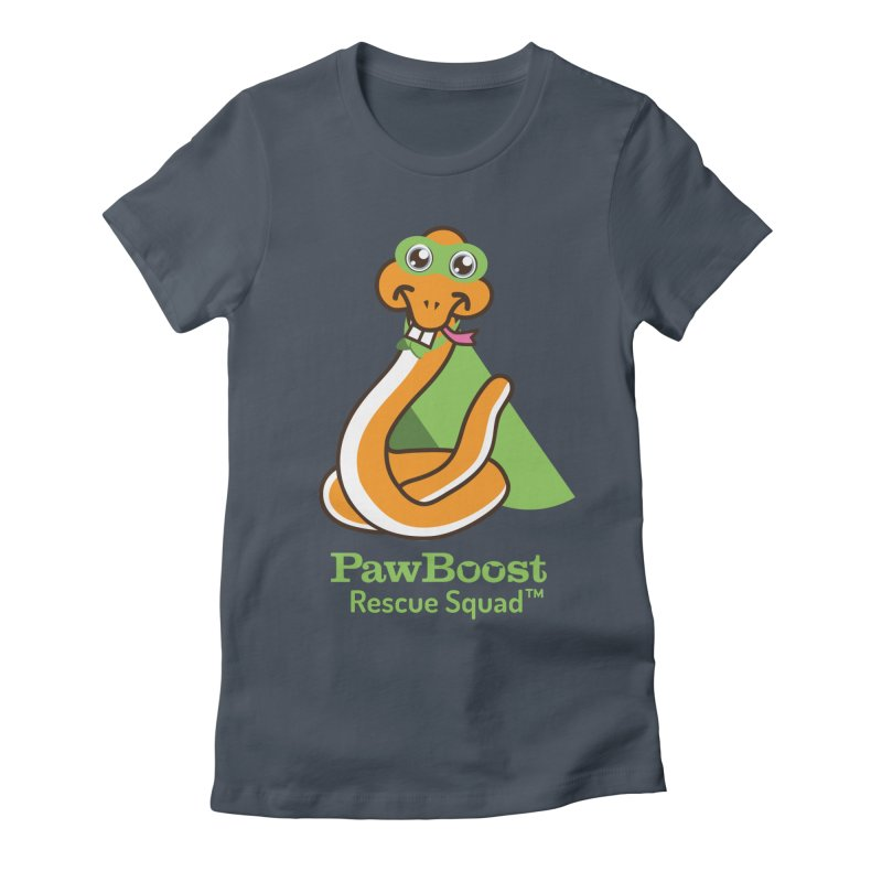 Stanley (snake) Women's T-Shirt by PawBoost's Shop