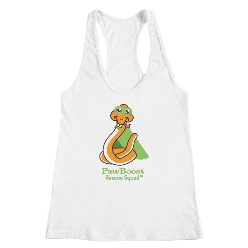 Stanley (snake) Women's Racerback Tank by PawBoost's Shop