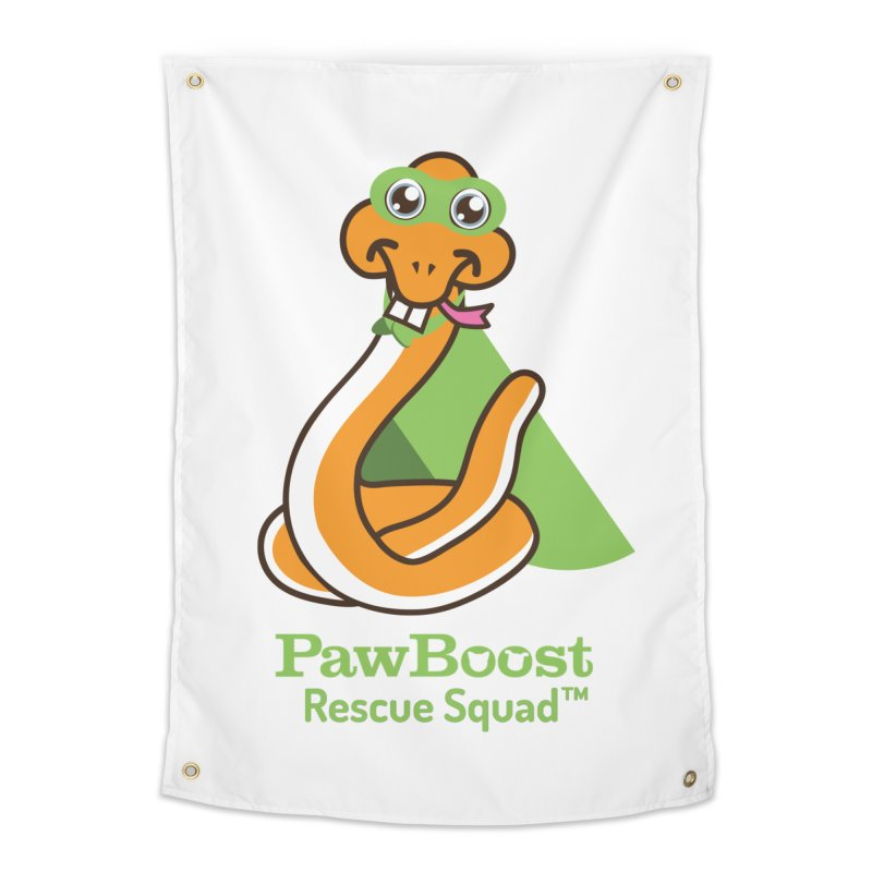 Stanley (snake) Home Tapestry by PawBoost's Shop