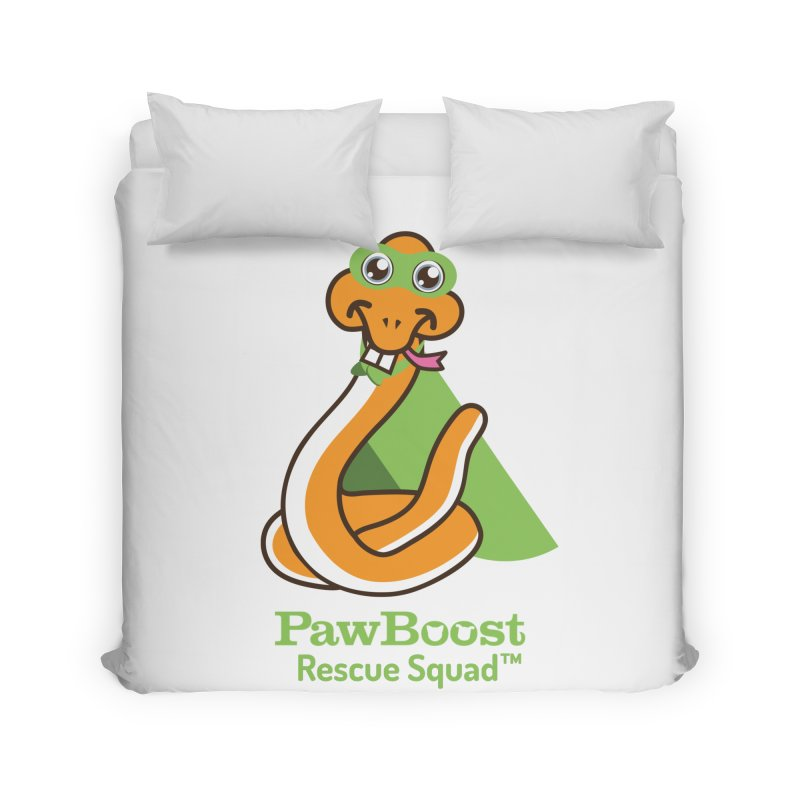 Stanley (snake) Home Duvet by PawBoost's Shop